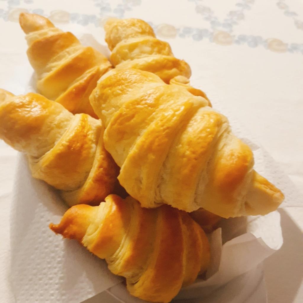 Croissant parigini